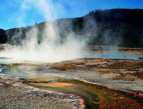 Geothermische Pumpen