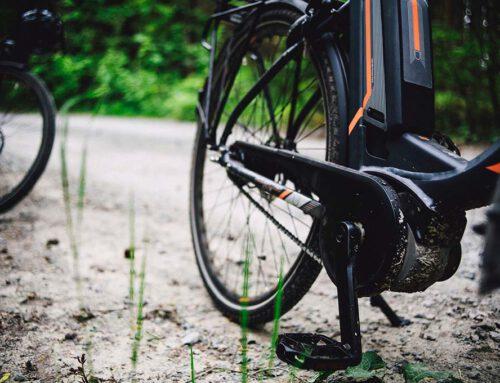 5G beim Radeln