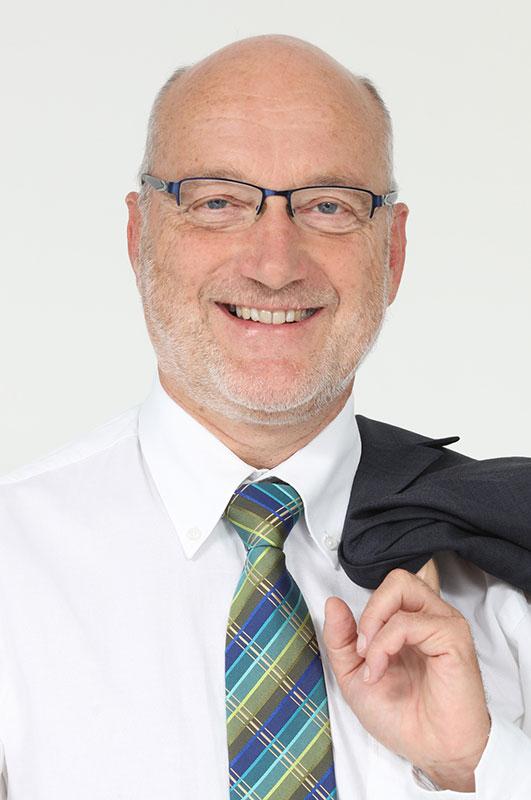 Prof. Dr. Peter Haas von der FH Dortmund