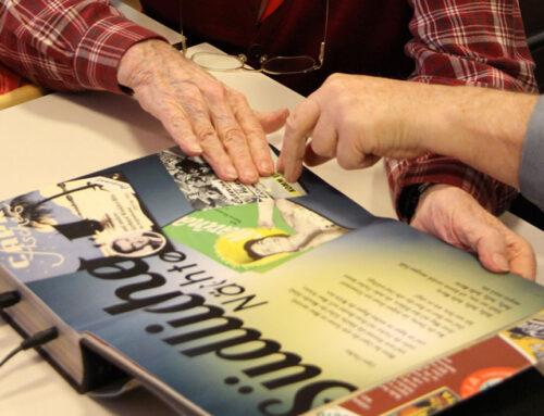 Partizipatives Design für Menschen mit Demenz