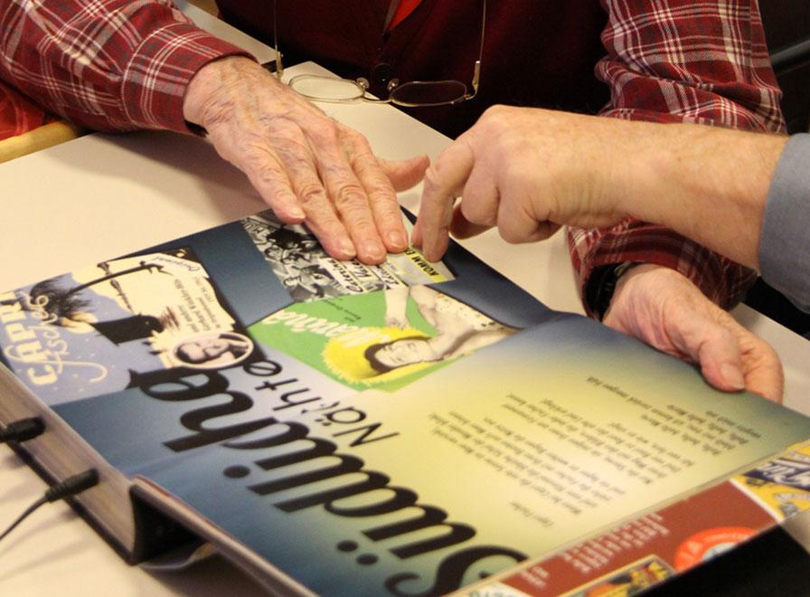Buch als digitaler Erinnerungsspeicher