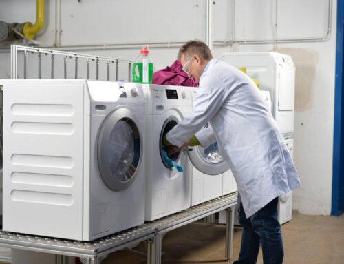 Mikroplastik in der Wäsche