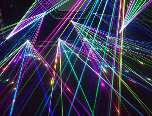 Datenübertragung mit Licht
