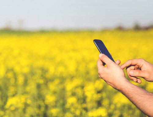 Cloud-Plattform für Landwirtschaft
