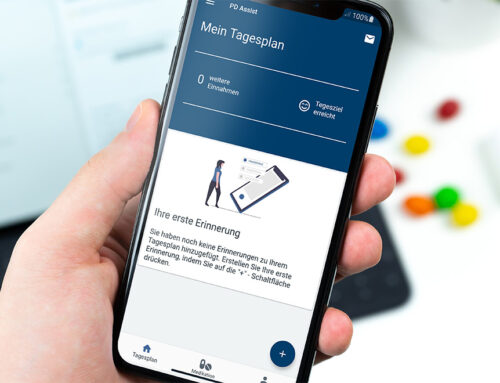 Wie eine App Ärzte und Erkrankte bei der Parkinson-Therapie unterstützen kann