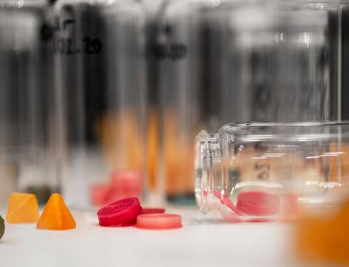 3D Medikamente in Kleinstchargen