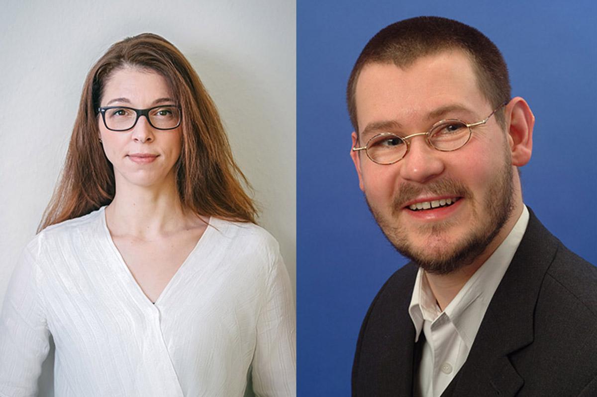 Dr. Wenke Liedtke, Prof. Dr. Martin Langanke, EVH RWL