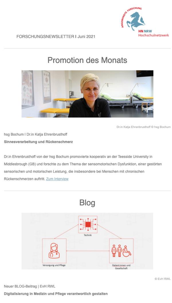 Forschungsnewsletter HN NRW 2021|06