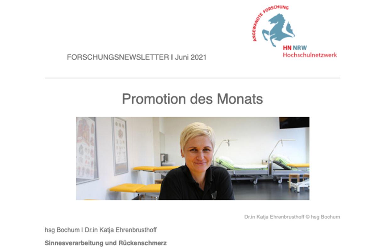 HN NRW Newsletter Juni 2021