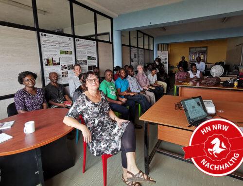 Kooperationsprojekt in Afrika