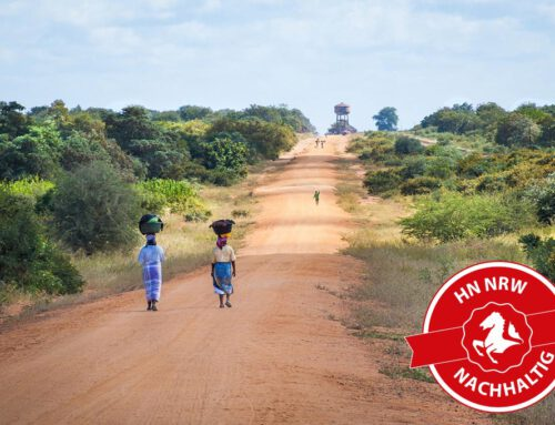 Ernährungsunsicherheit in Mosambik