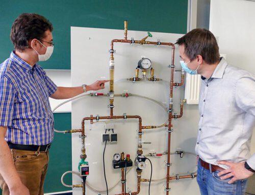 Energieeffizienz von Pumpen