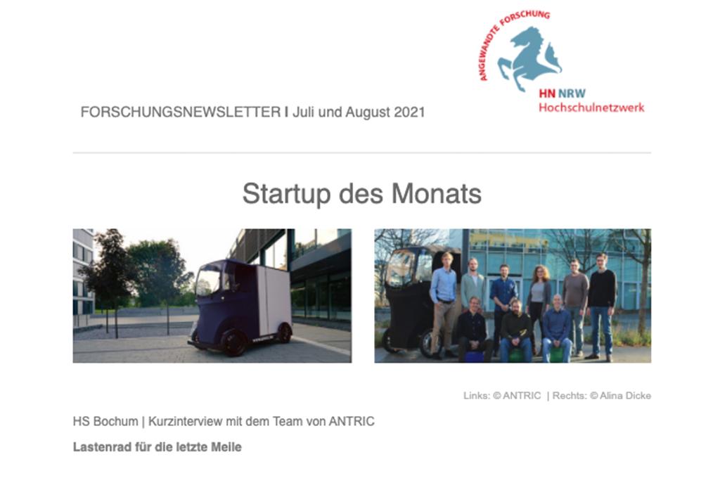 HN NRW Newsletter Juli/Aust
