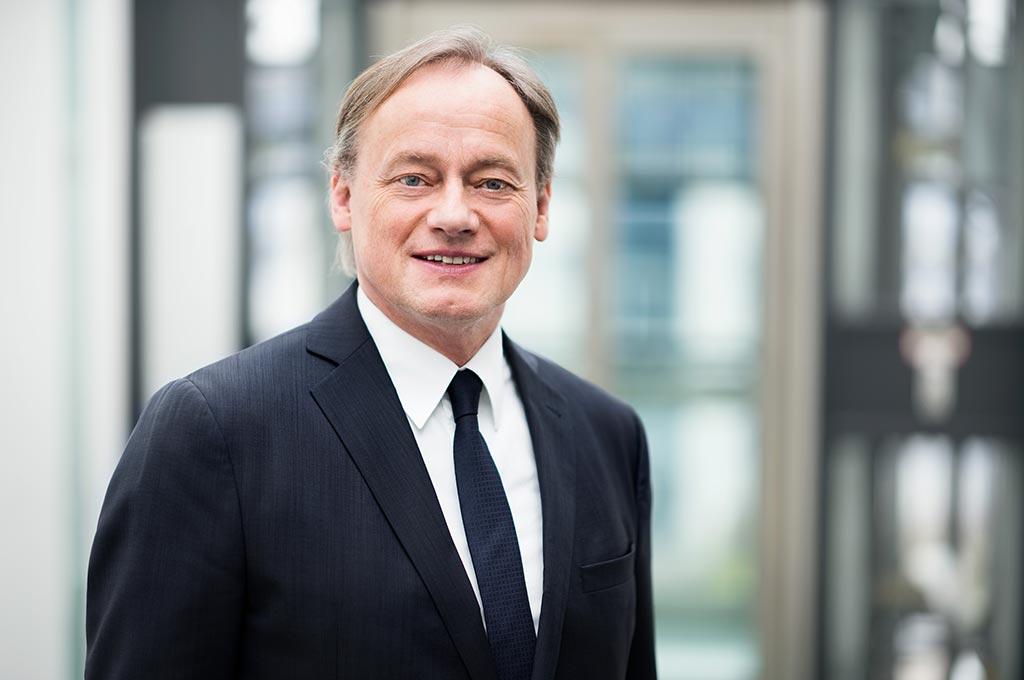 Prof. Dr. Hartmut Ihne, Präsident der Hochschule Bonn-Rhein-Sieg