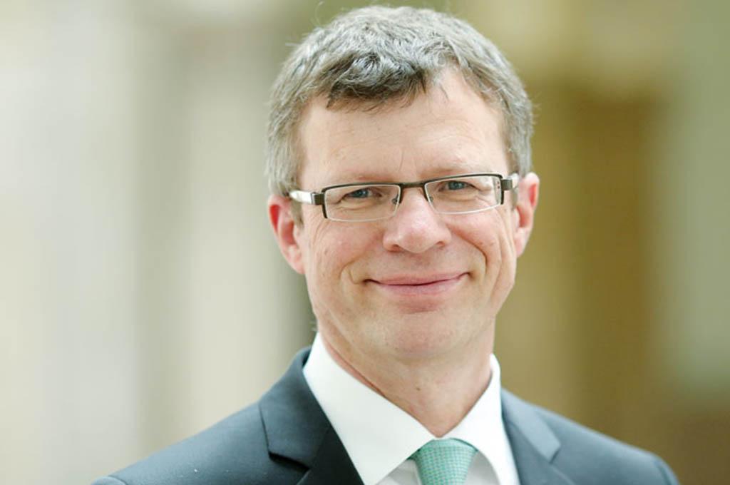 Prof. Dr. Klaus Becker, Vizepräsident für Forschung und Wissenstransfer der TH Köln