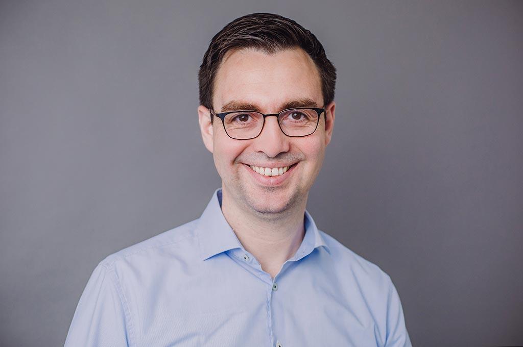 Prof. Dr. Frank Schmitz, Professor für Betriebswirtschaftslehre, HS Rhein-Waal
