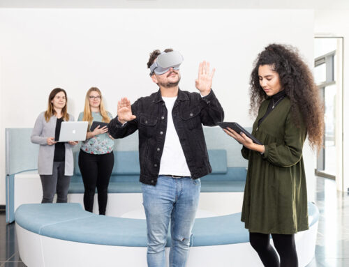 Mixed Reality in der Lehre